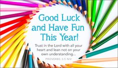 Free Good Luck This Year eCard - eMail Free Personalized Back to School Cards Online