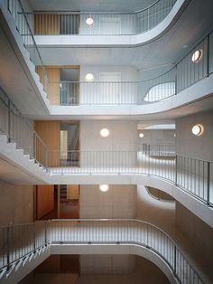 Hunziker Areal Haus K, Miroslav Šik Architekt, 2014 / Zusammenarbeit mit Karin Gauch