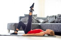 Pelvic Floor, Health Fitness, Pilates, Lounge, Couch, Flooring, Furniture, Exercises, Home Decor