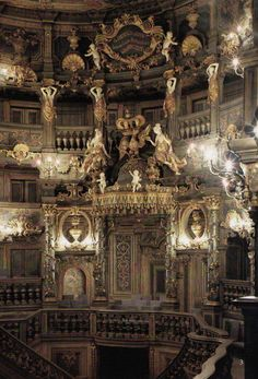 Not Your Ghoulfriend — The Margravial Opera House Bayreuth, Germany. - Kat Bee Gee Not Your Ghoulfriend — The Margravial Opera House Bayreuth, Germany. Not Your Ghoulfriend — The Margravial Opera Hous Architecture Tumblr, Baroque Architecture, Ancient Architecture, Beautiful Architecture, Beautiful Buildings, Interior Architecture, Beautiful Places, Wow Photo, Tumblr Wallpaper