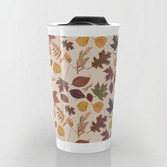 Aurora Autumn Travel Mug