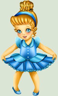 Baby Cinderella by Eros-lanson.deviantart.com on @deviantART