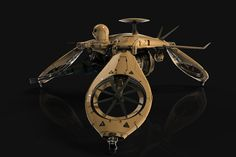 Concept Drone by Oshanin on DeviantArt