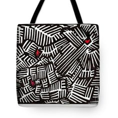 Lost Love Tote Bag  http://fineartamerica.com/products/lost-love-sarah-loft-tote-bag-18-..  #totebags #sarahloft #abstract #abstractart #drawing