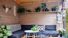 tips voor groen in de loungehoek