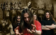 Vader - Death Metal Band from Poland Death Metal, Metal Bands, Couple Photos, Couples, Poland, Mad, Google, Couple Shots, Metal Music Bands