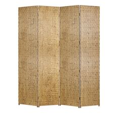 Screen Gems Gilded Screen - 4 Panel $2599.99 84W x 84H hayneedle