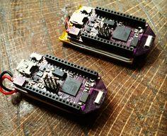 Wireless Arduino compatible micro-controller