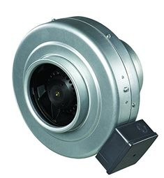 VENTSUS VKMz 150 InLine Centrifugal Galvanized Steel Metal Fan 6Inch >>> Read more reviews of the product by visiting the link on the image.