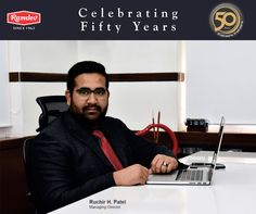 "On Ramdev's Golden Jubilee celebration, I take this opportunity to sincerely express my deep sense of gratitude to all our well-wishers who have continuously guided us through their long sighted vision for growth of the company.The brand ""Ramdev"" has gained heights in success due to its consistency in best quality. On this great day, I sincerely would like to thank and congratulate our well-wishers, suppliers and above all our customers for their contribution and association with Ramdev."