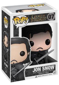 Jon Snow Vinyl Figure 07 - Funko Pop! van Game Of Thrones