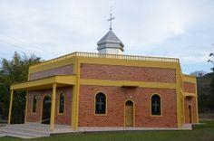 Igreja ucraniana do Saltinho I, em Ivaí