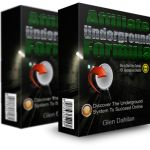 Affiliate Underground Formula Reviews Bonuses