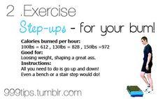step ups - do them!