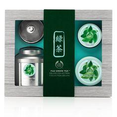 Fuji Green Tea Delluxe Collection