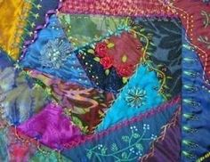 crazy quilting instructions