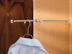 Rev A Shelf Designer Series Closet Valet Rod