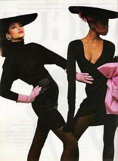 45 razones por las Supermodelos fueron mejores en el '80