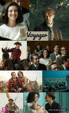 """Outlander 3* temporada """"Viajera"""" #Outlander #viajera #3*temporada"""