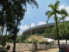 Ein fantastischer Tag, im Innenleben des Stadions vom Sao Paulo Fußballklub. Dabei wurde mir auch eine besondere Ehre zuteil. Ausführlicher Blogartikel mit allen Infos und 32 Bildern. :-)
