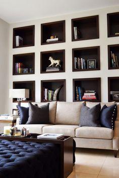 38 apartment decorating tips for a sleek modern style 36 Office Interior Design, Interior Design Inspiration, Interior Decorating, Decorating Tips, Decorating Websites, Room Interior, Home Living Room, Living Room Designs, Living Room Decor