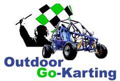 Outdoor go-karting team building activity