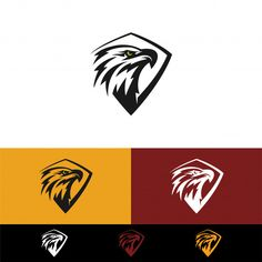 Discover thousands of Premium vectors available in AI and EPS formats Logo Esport, Owl Logo, Logo Aigle, Eagle Tattoo Forearm, Eagle Icon, Mom Drawing, Eagle Vector, Lion Illustration, Etiquette Vintage