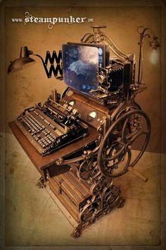 Steampunk communication