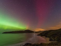 Irish photographer's unearthly snap of Northern Lights and Milky Way - IrishCentral.com