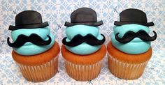 cupcakes by dusty: baby shower