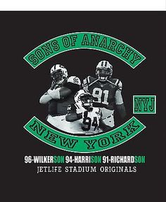 New York Jets Real Shirt Gnome