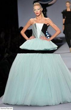 haute couture robe à trou - Recherche Google