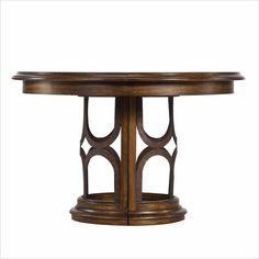Archipelago-Monserrat Round Pedestal Table in Fathom - 186-11-30