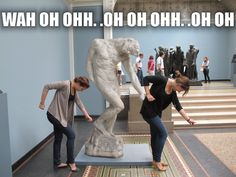 ALL THE SINGLE LADIES! LOL!! this is so great!!