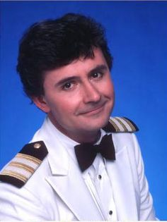 """fred grandy - """"Gopher"""" from The Love Boat and long-time US Congressman for the state of Iowa"""