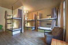 Hostel Little Quarter - Basic 8 Bed Mixed Dorm Hostel, Dorm, Divider, Bed, Furniture, Home Decor, Dormitory, Decoration Home, Room Decor