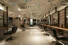 Hair Clear Re・BORN|設計・デザイン実績|美容室|WHATS Inc./株式会社ワッツ