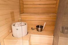 pieni sauna _ esim lauteiden suunnasta