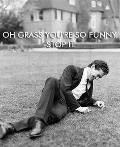 oh grass