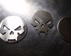 make sure the skull fits well into the circle