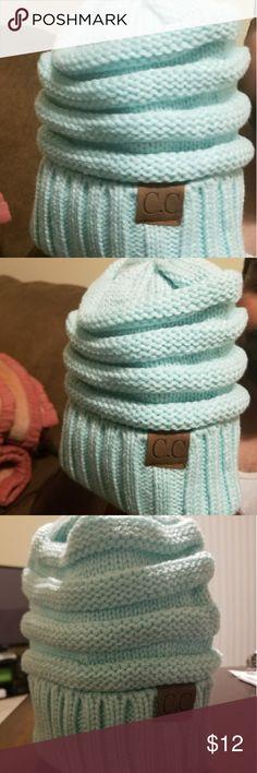 C.C slouchy beanie hat C.C Beanie hat C.C Accessories Hats