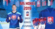 MS v hokeji Získajte lístky, hokejové dresy, bonusy a 15 EUR zadarmo! Ms, Sports, Canada, Hs Sports, Sport