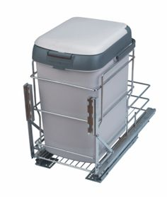 Pull out Waste Bin Base Mounted Pull Out Waste Bin Maximum utilization of space inside the sink cabinets Heavy duty Concealed Runners used Minimum Internal Size: W x H Contemporary Kitchen Interior, Personal Taste, Runners, Cabinets, Sink, Base, Decor, Hallways, Armoires