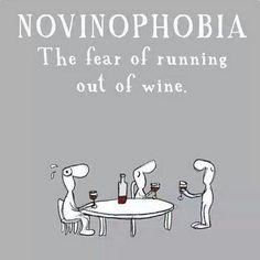 Novinophobia.....Oh God....Noooooooooooo!!!!