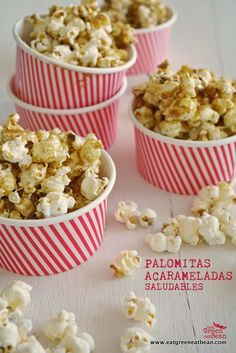 1000 images about pochoclo on pinterest popcorn - Como hacer palomitas de maiz ...