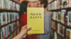 HOW TO BE HAPPY AND POSITIVE PERSON! TIPS