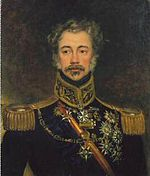 O Duque de Saldanha, um exemplo de um poderoso nobre pós-constituição e, também, nobre em seu próprio direito, isto é, que provinha de uma f...