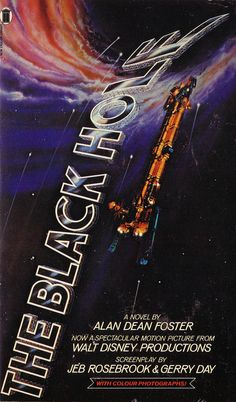 The Black Hole by Alan Dean Foster. NEL 1980. by pulpcrush, via Flickr