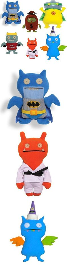 Uglydolls 158781: Uglydolls 12 Adventure Collection Batman, Power Babo, Lifter, Sleepy Icebat, Do -> BUY IT NOW ONLY: $36.4 on eBay!
