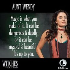 witches of east end   Countdown to Halloween 2013 Day 6: Witches of East End